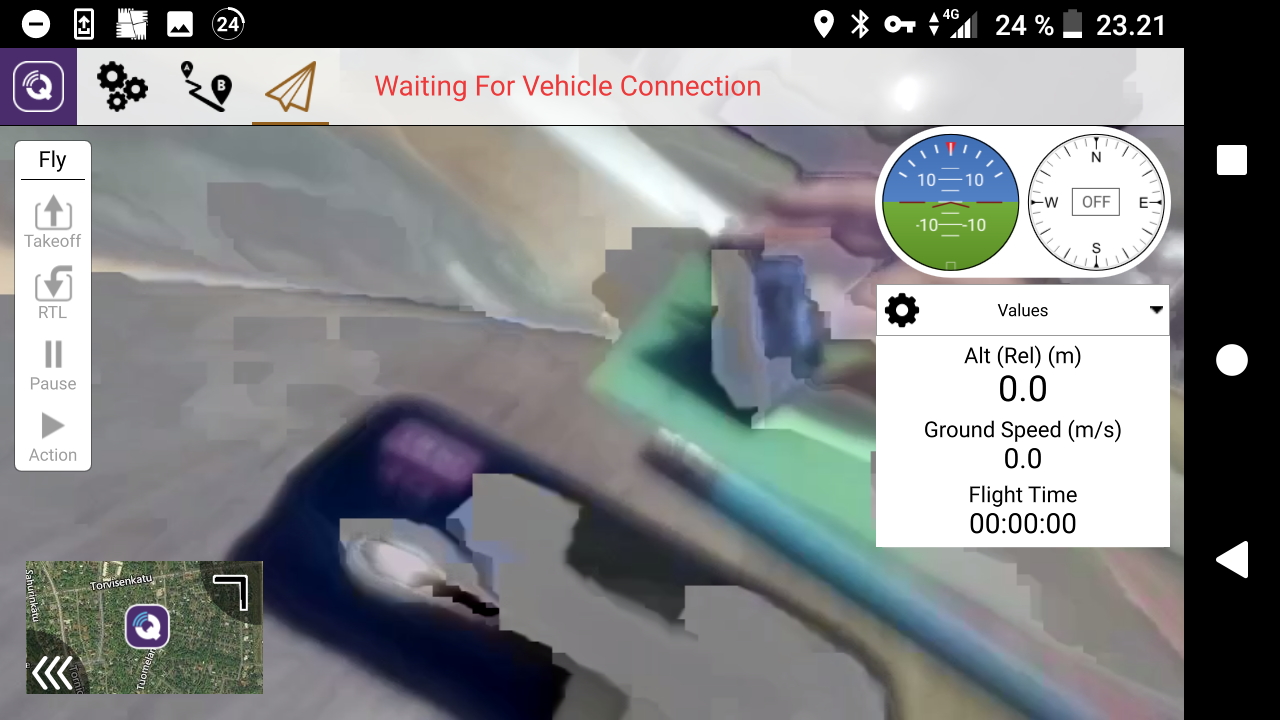 QGroundControl for Android bad video - UAV matrix - Drone Community