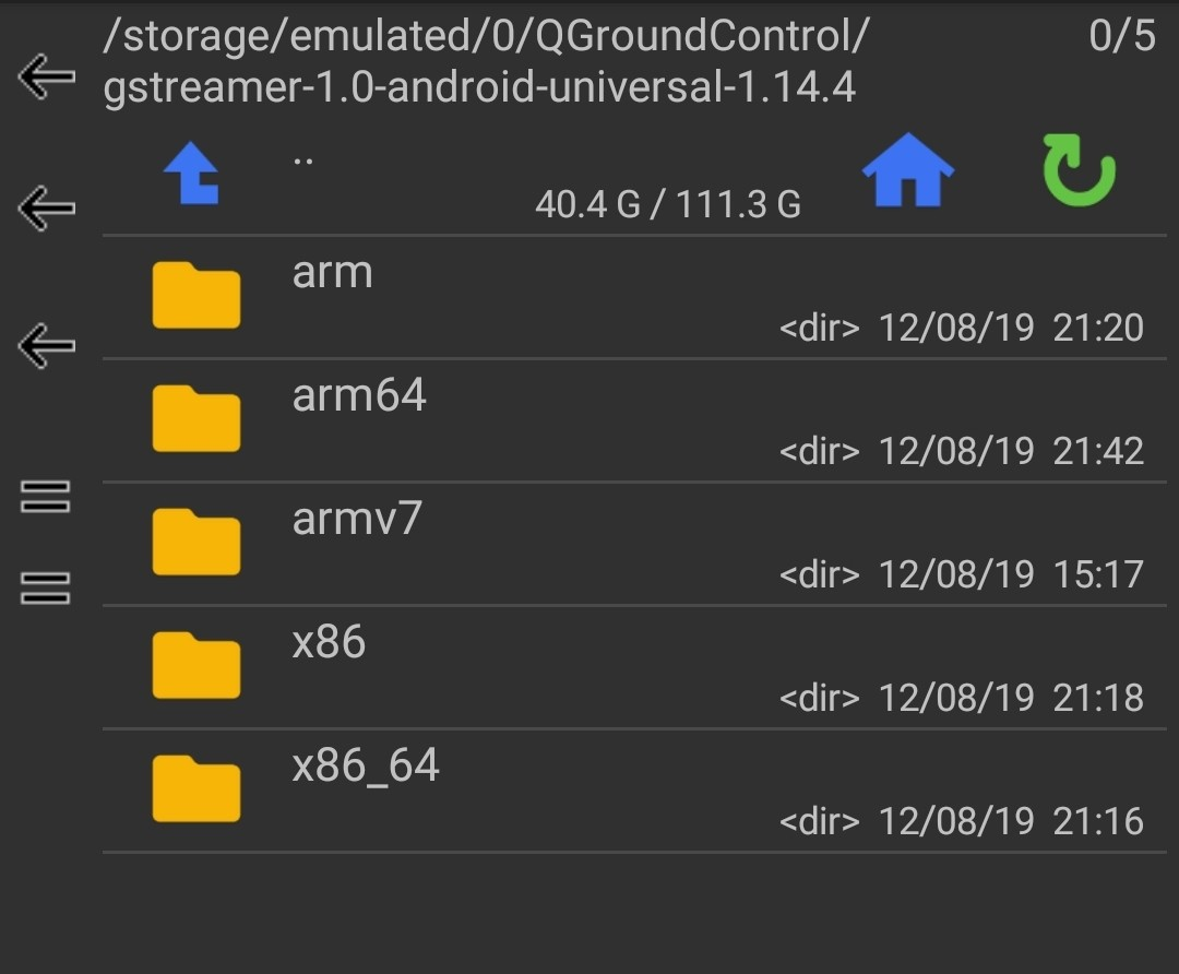 Suitable Android ground station - UAV matrix - Drone Community